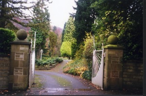 Birks Gate, where HTM's parents moved after her marriage
