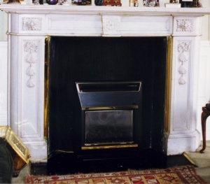 Blackheath fireplace