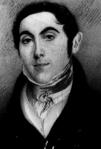 HTM's first husband, John Taylor