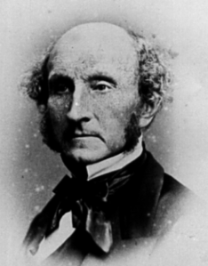 HTM's second husband, John Stuart Mill